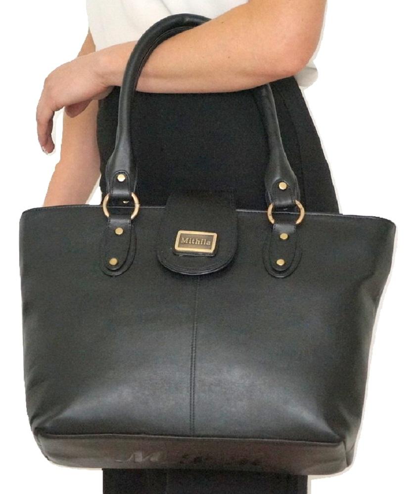 Tasche Schwarz Groß
